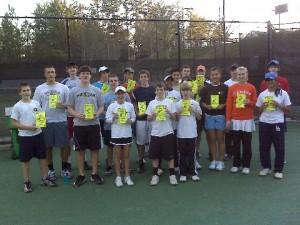 Hobson Performance Tennis Academy